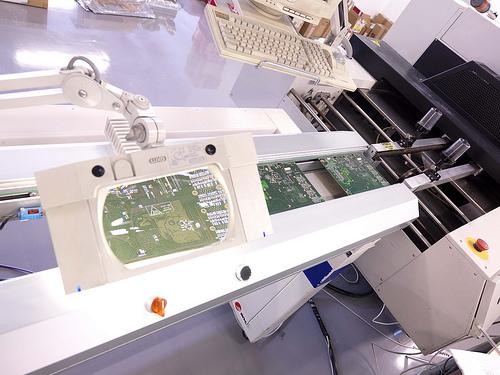 cnc production photo