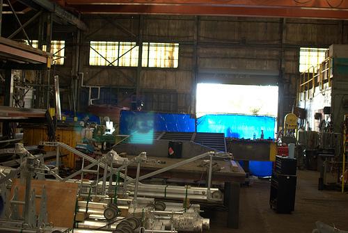 cnc factory photo